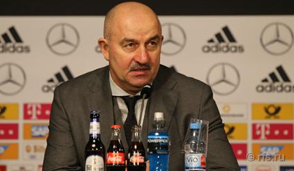 Станислав Черчесов: Скорости, которые немцы предложили в первые минуты, решили судьбу матча