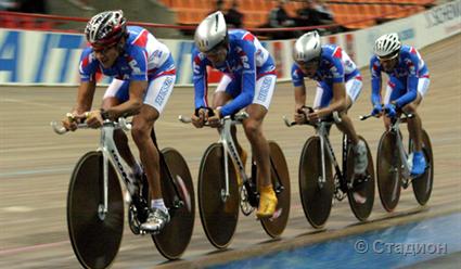 Объявлен состав сборной России по велоспорту на треке на этап Кубка мира в Берлине