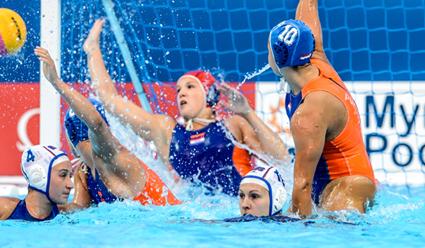 СМИ: Росийских ватерполисток могут лишить победы над сборной Нидерландов в плей-офф ЧМ-2017