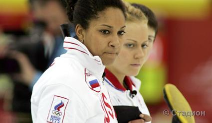Чемпионат Европы по керлингу. Женщины. Россия - Швейцария (прямая видеотрансляция)
