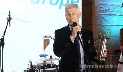 Алексей Селиваненко стал почетным вице-президентом Европейской ассоциации тенниса