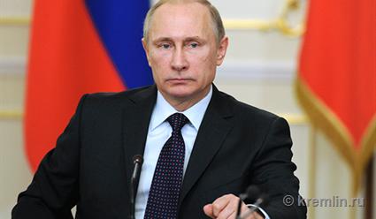 Владимир Путин может принять участие в церемонии жеребьевки ЧМ-2018 по футболу