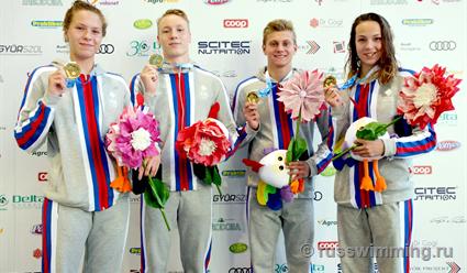 Россияне одержали шесть побед во второй день Европейского юношеского олимпийского фестиваля