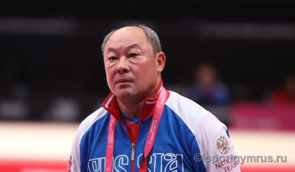 Валерий Алфосов: Столичный гимнаст Артур Далалоян проявил себя истинным многоборцем