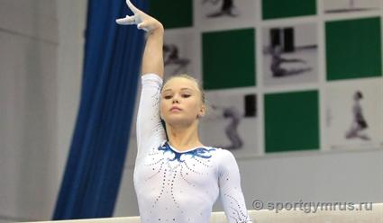 Ангелина Мельникова: Очень рада победе в многоборье на Кубке России, но претензии к себе имею