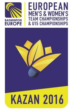 Командный чемпионат Европы по бадминтону - 2016