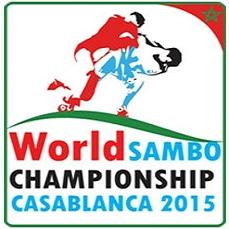 ЧМ по самбо-2015