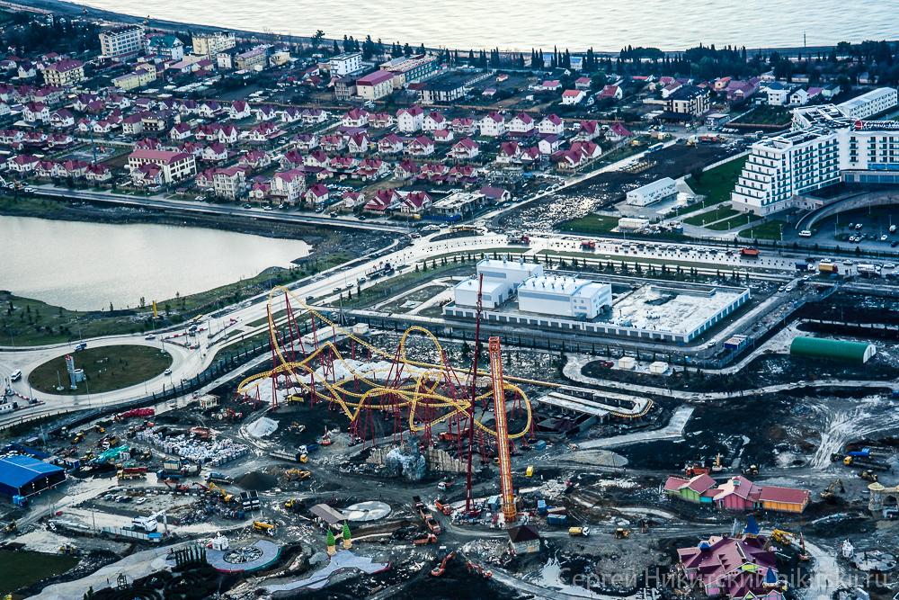 поможем построить фото олимпийский парк сочи вид сверху отдых италии