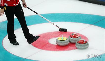 Российские керлингисты стали вторыми по итогам предварительного раунда чемпионата мира