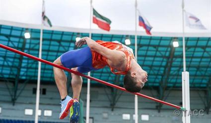 Легкая атлетика. Чемпионат России 2021. 23 июня, вечер (прямая видеотрансляция)