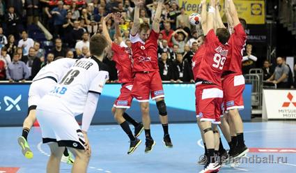 Сборная России проиграла бразильцам на групповом этапе ЧМ по гандболу