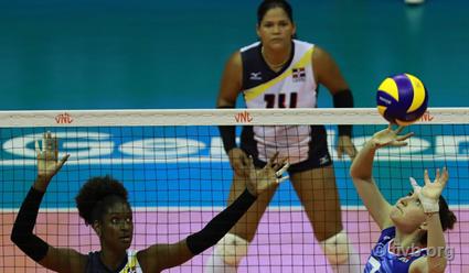 Волейбол. Лига наций. Женщины. Россия - Бразилия (прямая видеотрансляция)
