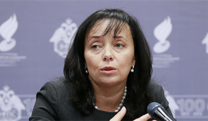 Лещикова встала во главе Стрелкового союза России