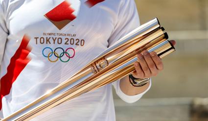 В префектуре Фукуока объявили об отмене этапа эстафеты Олимпийского огня