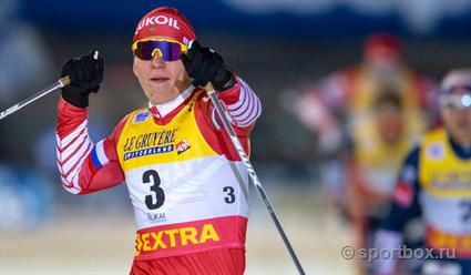 Елена Вяльбе: Пусть Бог даст Александру Большунову возможность отыграть всё на Олимпийских играх
