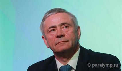 Рожков утвержден на должность главы российской делегации на Паралимпиаде-2020