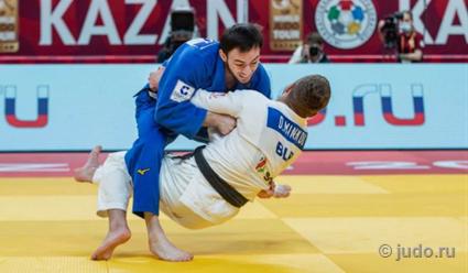 Итоги первого дня международного турнира по дзюдо «Большой шлем» в Казани
