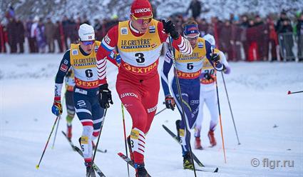 Маршрут четвертого этапа лыжной многодневной гонки «Ски Тур» изменен из-за погодных условий