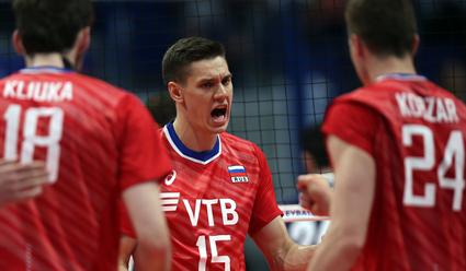 Российские волейболисты не вышли в суперфинал Лиги наций