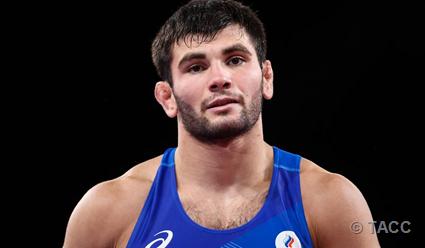 Борец вольного стиля Артур Найфонов завоевал бронзу Игр Олимпиады в весе до 86 кг