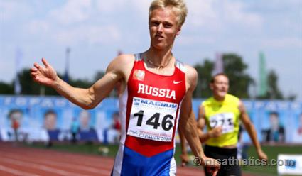 Чемпиона России по легкой атлетике задержали с наркотиками