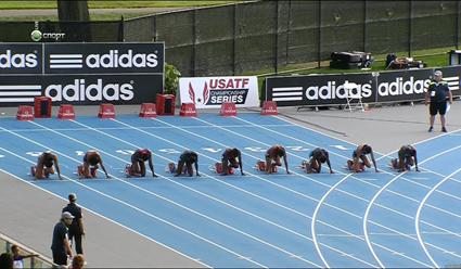 Легкая атлетика. Чемпионат России 2021. 24 июня, вечер (прямая видеотрансляция)