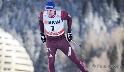 Российский лыжник Сергей Устюгов из-за болезни прекращает выступление на «Скитуре»