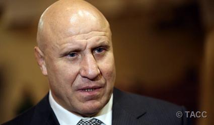 Михаил Мамиашвили анонсировал кадровые изменения в Федерации спортивной борьбы России