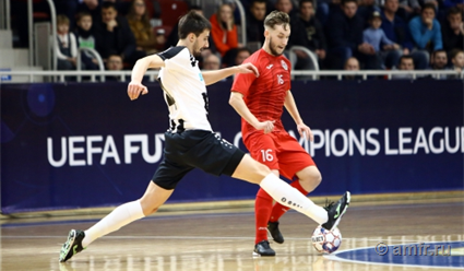 Чемпионат России по мини-футболу планируется доиграть без зрителей