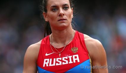 Российские легкоатлеты не примут участие в Олимпиаде в Рио