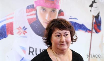 Елена Вяльбе будет избираться в совет Международной федерации лыжного спорта