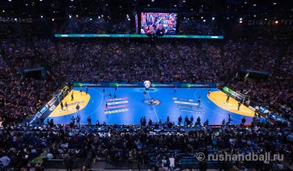 Грамс: Российские гандболисты надеются на выход в следующий этап ЧМ