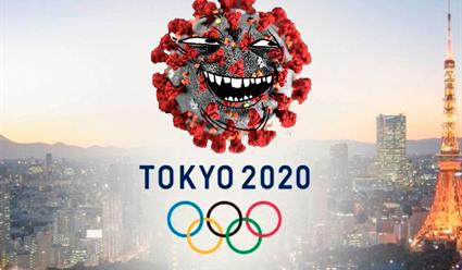 Kyodo: второй участник Олимпиады в Токио сдал положительный тест на коронавирус