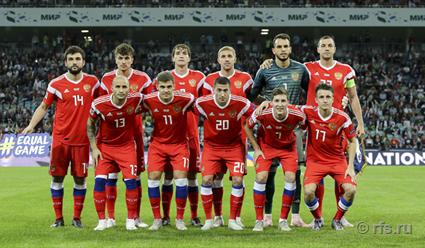 Футбол. Чемпионат Европы 2020. Отборочный турнир. Бельгия - Россия (прямая видеотрансляция)
