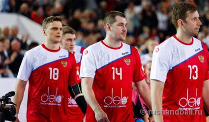 Назван состав сборной России по гандболу перед отборочным матчами ЧЕ-2020 с Италией и Словакией