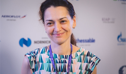 Александра Костенюк выиграла Кубок мира среди женщин