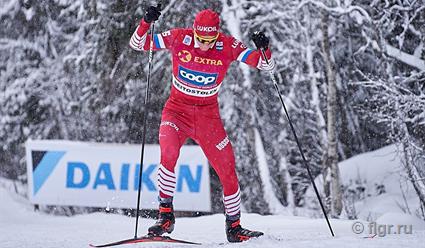 Стал известен состав сборной России на Финал Кубка мира по лыжным гонкам в Канаде.