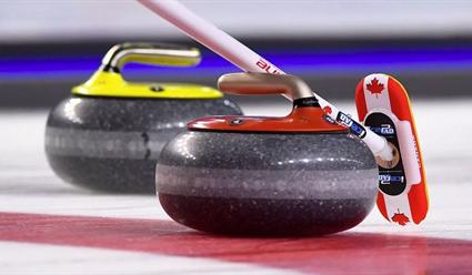 Россиянки обыграли команду Шотландии в матче чемпионате мира по керлингу