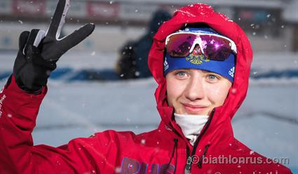 Светлана Миронова заняла 12–е место в спринтерской гонке этапа Кубка мира в Руполдинге
