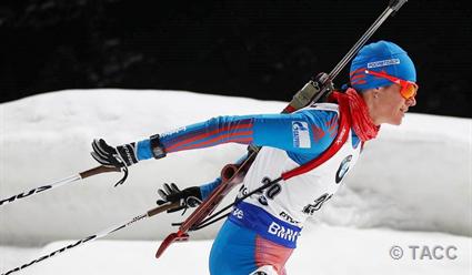 Биатлонистка Ирина Старых завершила карьеру