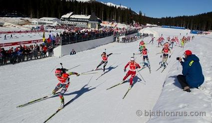 Власти Рупольдинга разрешили проведение гонок пятого этапа КМ по биатлону