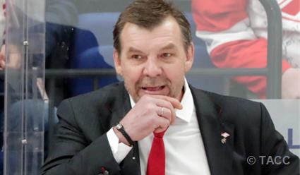 Олег Знарок войдет в тренерский штаб молодежной сборной России по хоккею