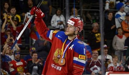 Восемь участников финала плей-офф КХЛ вызваны в сборную России для подготовки к ЧМ