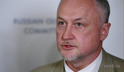 Ганус считает необходимым привлечение новых лидеров в российском спорте