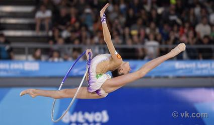 Художественная гимнастика. Кубок мира. Финалы (прямая видеотрансляция)