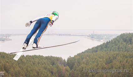 Прыжки на лыжах с трамплина. ЧМ по лыжным видам спорта. Квалификация (прямая видеотрансляция)
