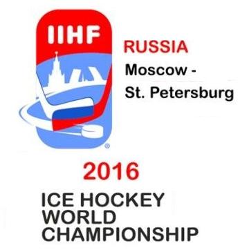 ЧМ по хоккею-2016