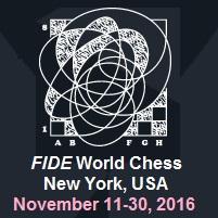 Матч за звание чемпиона мира по шахматам-2016