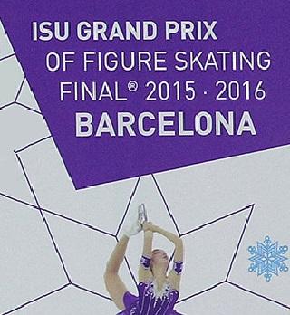 Финал Гран-при по фигурному катанию-2015